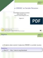 Configuracao Dnssec Servidor Recursivo