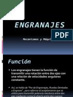 Presentacion ENGRANAJES