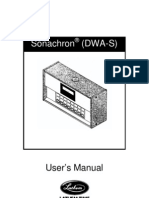 Sonachron Dwa-s Manual_dwas