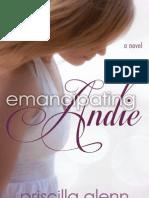 Priscilla Glenn - Emancipating Andie (Parceria TAD-MAB)