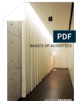 Basic of Acoustics
