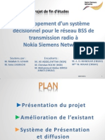 Presentation stage
