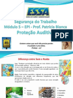 Segurança Ruido Proteção+Auditiva