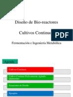 C 2 Cultivo Continuo 2011