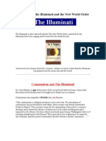 Illuminati and the New World Order Article