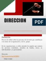 dirección 2012