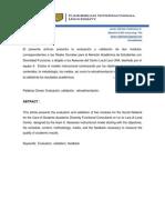 Informe Individual Modulos Instruccionales
