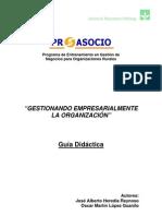 Programa Proasocio Presencial_Guía didáctica_Gestión_2011