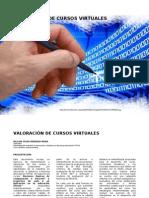 Evaluación de curso virtual