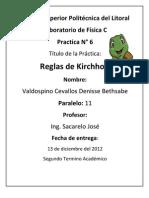 informefisica6denisseleyesdekirchohoffdvc1-121213094317-phpapp01