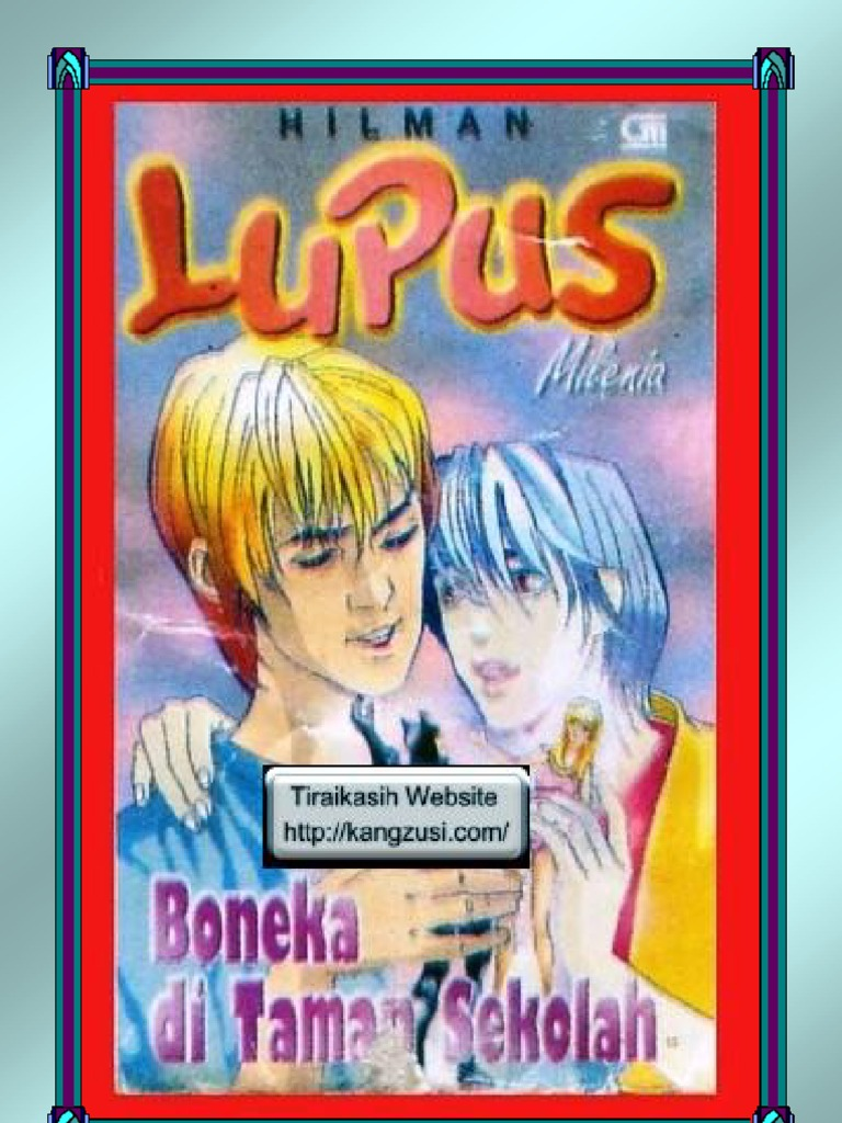 Novel Lupus Milenia 2 Bete Pdf