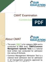 CMAT Examination