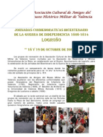 08-10-18 - Crónica LOGROÑO