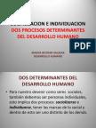 Socializacion i Ndividuacion 2013