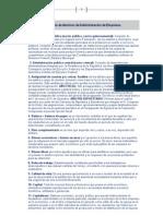 Glosario de términos de Administración de Empresas