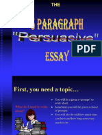 unit overview and supporting documents  take a stand   propose a  persuasive para