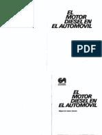 Castro Vicente Manuel - Mecanica El Motor Diesel en El Automovil