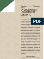 La Sociologia y La Escuela