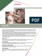 Sistema wet chemical para cozinhas