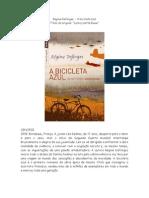 Régine Deforges  - A bicicleta azul1