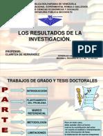 METODOLOGÍA DE LA INVESTIGACIÓN EXPOSICION 2