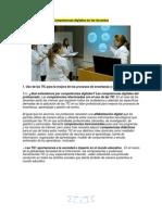 Tarea_elsa_sesion 2_Competencias Digitales en Los Docentes