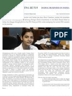 FDI IN MULTI BRAND RETAIL SECTOR - India