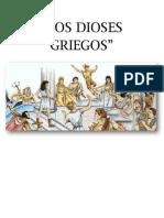 Los Dioses Griegos