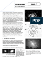 ASTRONOMIA 7B- galáxias