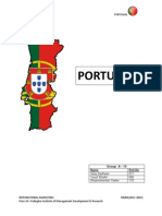 Portugal (Social- Business Etiquette and Trade Fig.)