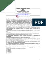 Analista Tecnico Lingua Portuguesa 25 04