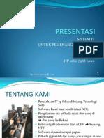 Presentasi Sms Kampaye Dll Utk Pilkada Pemilu Caleg