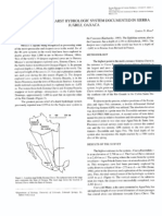 Hose Loise - World Deepest Karst Hidrology System Sierra Juarez