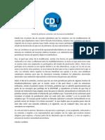 Comunicado CDUTFSM sobre el impacto de la reforma estatutaria en la participación estudiantil