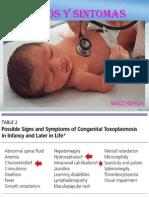 10. Toxoplasmosis Congenita Expo
