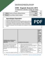 NM3 Planificación TP UD S2 Gestión de Pequeña Empresa