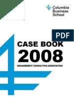 Case Book 2008