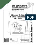 MATEMÁTICA Guía docente nº 1