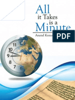 All It Takes is a Minute by Anand Kumar Padmanaban
