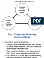 Integrated Marketing Communications and Branding