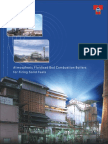 Atmospheric Fluidised Bed Combustion Boiler