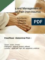 Presentasi Abdominal Pain Non Trauma