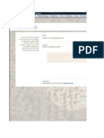 ACTIX Report Process
