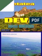 Cetatea Deva Jud. Hunedoara