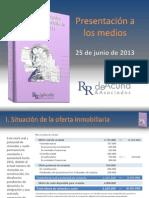 Acuna-Presentacion Anuario 2013
