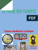 Paso Do Tempo