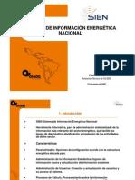 OLADE-Sistema de Informacion Energetica Nacional-SIEN