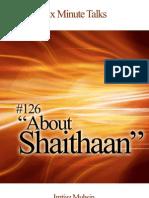 126 Shaithaan