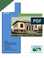 LI805 Portlake Strategic Plan