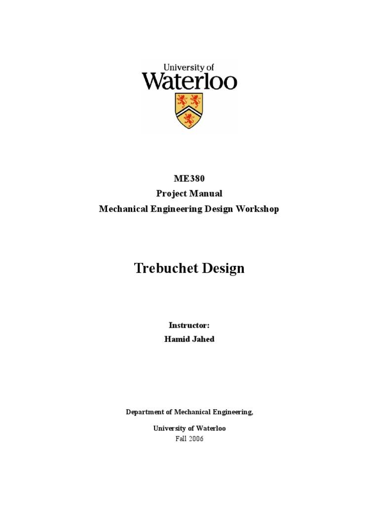 Trebuchet Lagrangian Mechanics Physics Mathematics Diagram Of Our